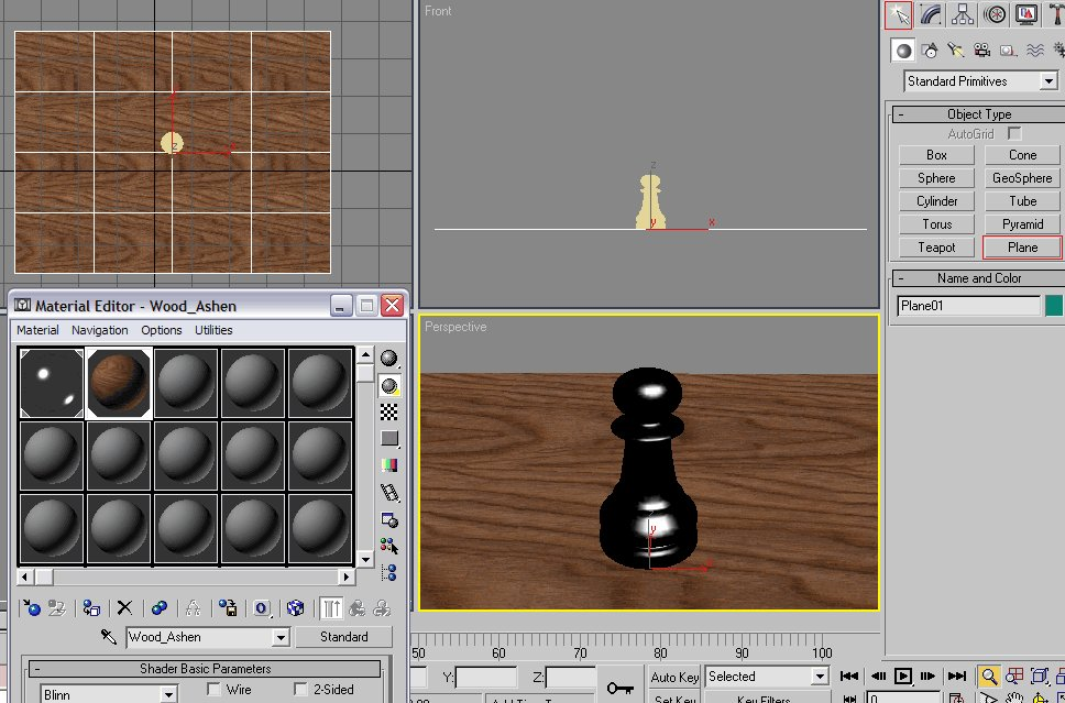 Creating realistic glass material in 3ds Max tutorial - 3Dvalley